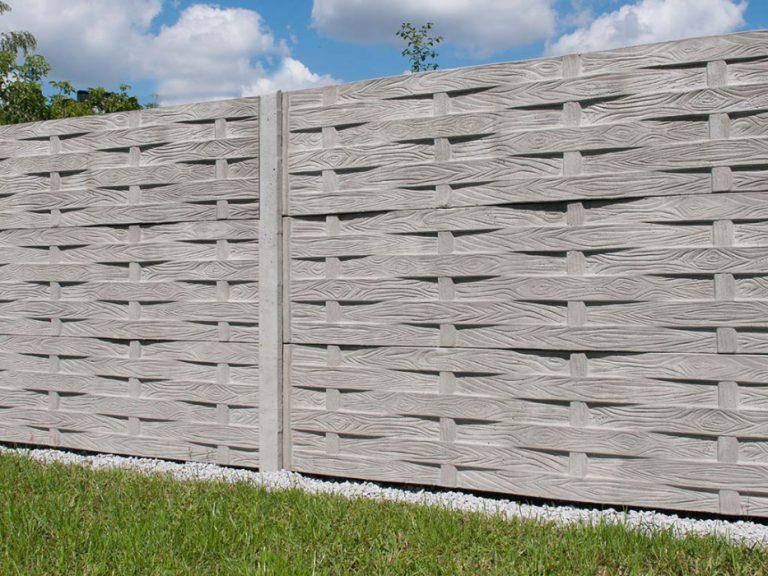Systemy Ogrodzeń Kowalczyk - Ogrodzenie Betonowe